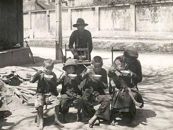Ký ức Thăng Long - Hà Nội (Kỳ 1): Từ cơm sáng đến quà sáng…