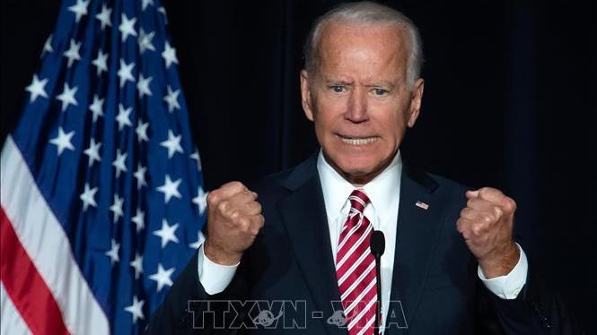 Bầu cử Mỹ 2020: Cựu Phó Tổng thống Mỹ Joe Biden vượt Tổng thống Donald Trump