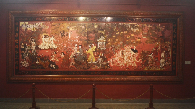 Trí - Lân - Vân - Cẩn: Những tiếng ca tự tôn về bản sắc dân tộc