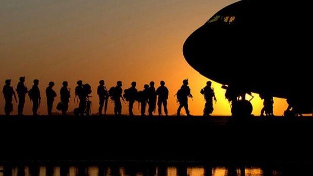 Mỹ triển khai thêm 1.000 quân tới Trung Đông