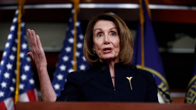 Vụ Iran bắn hạ máy bay không người lái của Mỹ: Chủ tịch Hạ viện Mỹ kêu gọi phản ứng 'thông minh và chiến lược'