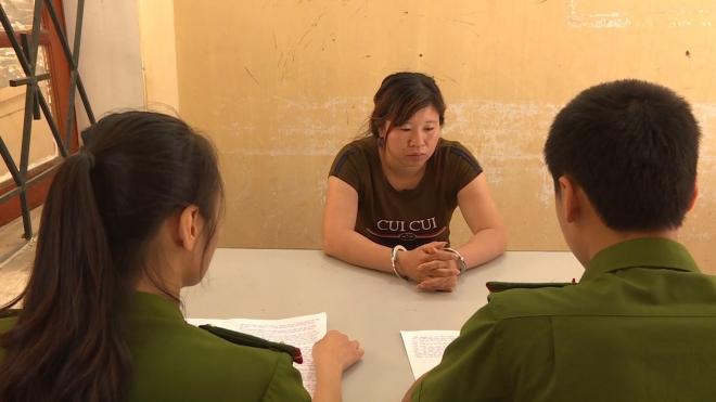 Sơn La: Phá đường dây mua bán người sang Trung Quốc