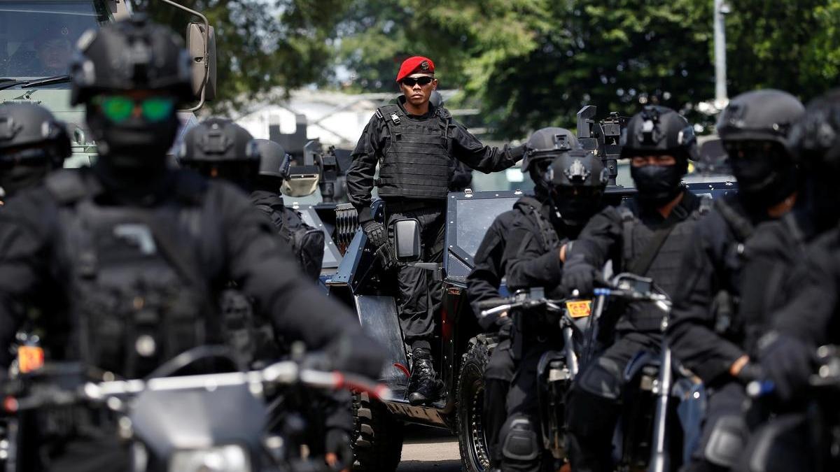 Thủ lĩnh nhóm khủng bố lâu đời nhất ở Indonesia sa lưới