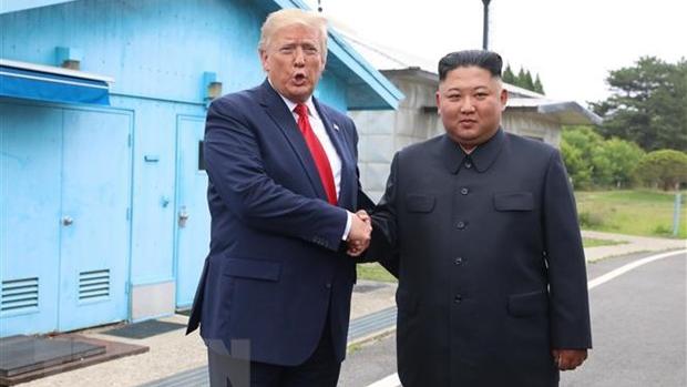 Tổng thống Donald Trump ca ngợi mối quan hệ giữa Mỹ với Triều Tiên