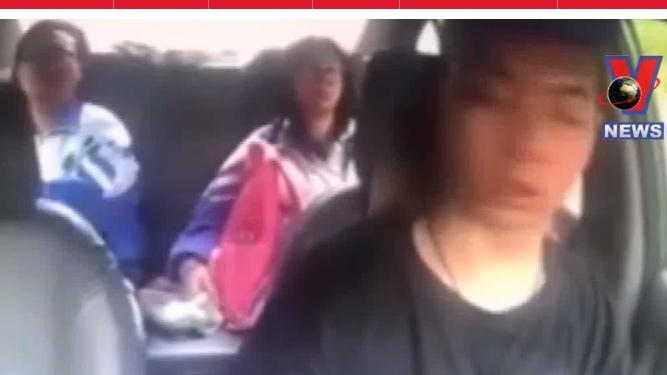 VIDEO: Xem lại cảnh tài xế ngủ quên 4 giây, gây tai nạn kinh hoàng