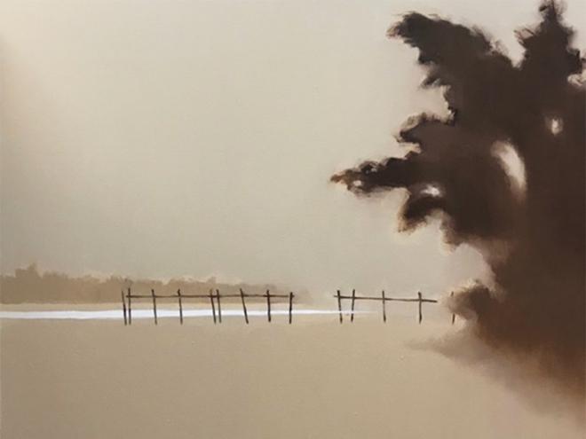 Triển lãm mỹ thuật 'Đa diện 3': Mở trong phong cách, mở trong cá tính…