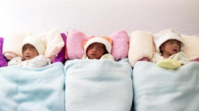 Bệnh viện Hoàn Mỹ Cửu Long chào đón ba em bé sinh ba