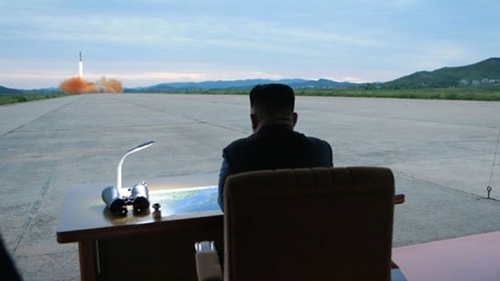 Vụ Triều Tiên phóng tên lửa: KCNA thông báo phóng vũ khí dẫn đường chiến thuật mới