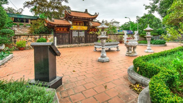 Ký ức Thăng Long - Hà Nội (Kỳ 6): Nhớ Cổ Nguyệt đường của Hồ Xuân Hương ven Hồ Tây