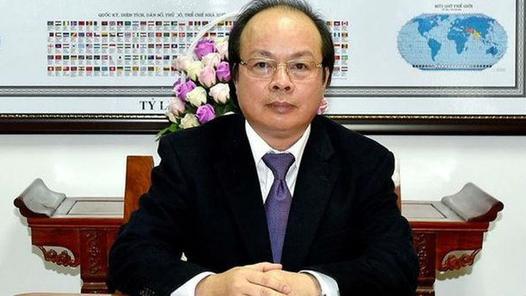 Thứ trưởng Bộ Tài chính Huỳnh Quang Hải, Huỳnh Quang Hải, kỷ luật Huỳnh Quang Hải, Huỳnh Quang Hải là ai, cảnh cáo Huỳnh Quang Hai, Thứ trưởng Huỳnh Quang Hải