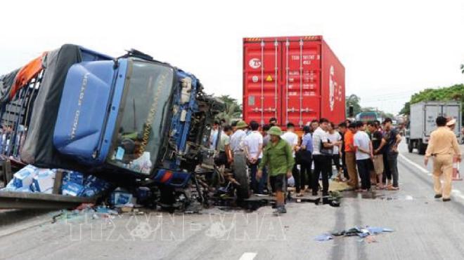 7 tháng năm 2019, 46 vụ tai nạn giao thông với 21 người chết mỗi ngày