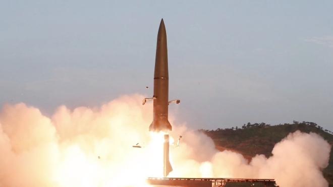 Triều Tiên tuyên bố thử nghiệm hệ thống tên lửa mới