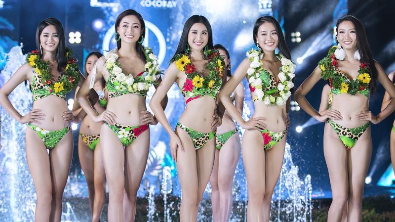 Miss World Việt Nam: Lộ diện Top 5 Người đẹp Biển ấn tượng