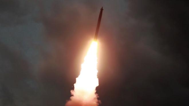 Hàn Quốc: Triều Tiên đã phóng tên lửa đạn đạo tầm ngắn