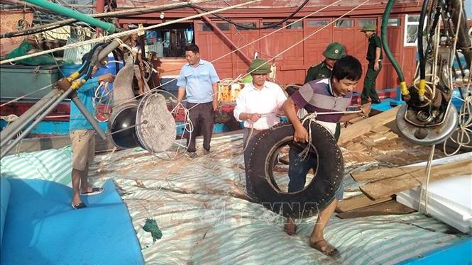 Thanh Hóa có thiệt hại về người do ảnh hưởng của bão số 3