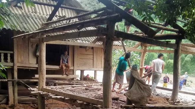 Thanh Hóa: Một người chết, 15 người mất tích do bão số 3