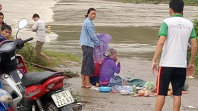 Tìm thấy thi thể nạn nhân bị lũ cuốn trôi tại Phú Thọ