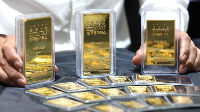 Giá vàng thế giới cao nhất trong 6 năm