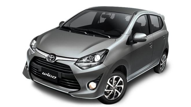 Xe giá rẻ của Toyota chỉ còn hơn 300 triệu đồng