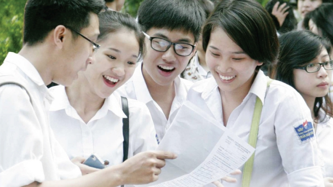 Đã có 440.340 thí sinh trúng tuyển đại học