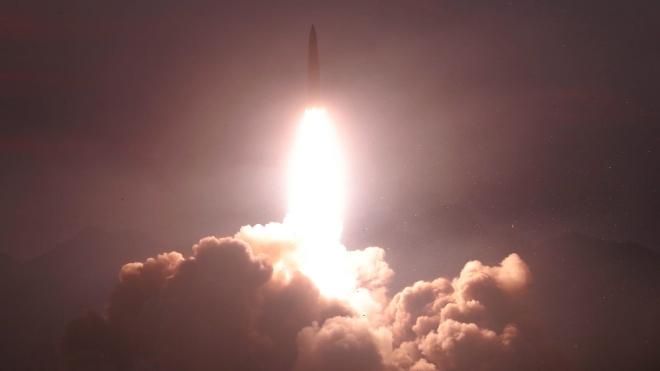 Hàn Quốc: Vật thể Triều Tiên vừa phóng là tên lửa đạn đạo tầm ngắn