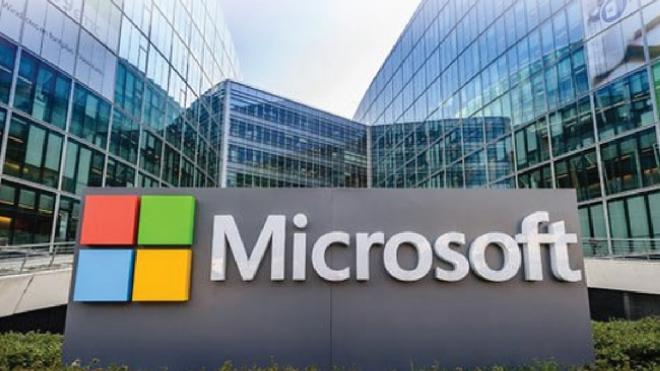 Microsoft - công ty có giá trị vốn hoá lớn nhất thế giới 2019