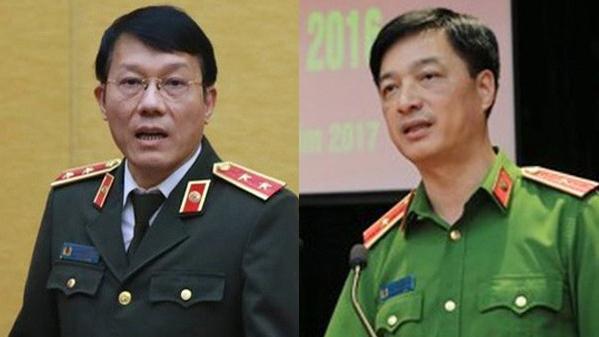 Thủ tướng bổ nhiệm 2 Thứ trưởng Bộ Công an