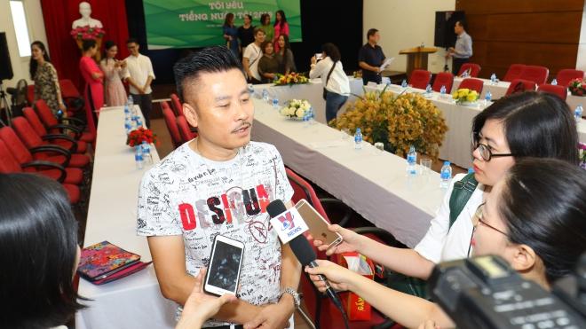 Liên hoan nghệ thuật 'Tôi yêu tiếng nước tôi': 'Hát hay tiếng Việt, để nói sõi tiếng quê hương'!