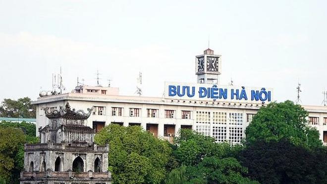 'Bưu điện Hà Nội' - chuyện từ một cái tên
