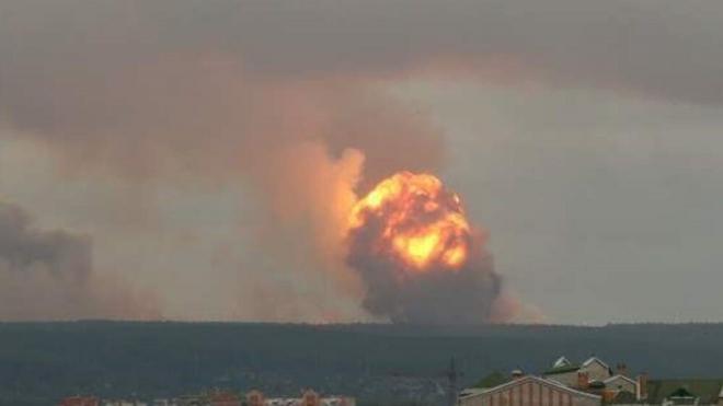 Nga khẳng định không có nguy cơ phóng xạ sau vụ nổ động cơ tên lửa thử nghiệm