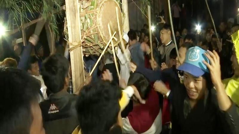 Lễ hội trên sông Kiến Giang trở thành di sản văn hóa phi vật thể quốc gia