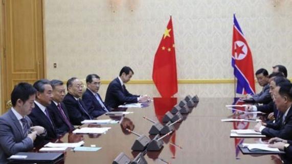 Trung Quốc và Triều Tiên nhất trí tăng cường quan hệ song phương