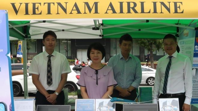 Vietnam Airlines đưa Boeing 787-10 Dreamliner vào khai thác trên đường bay tới Hàn Quốc