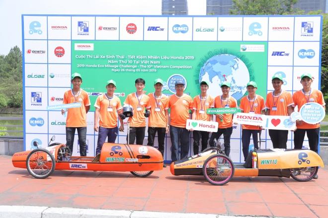Honda Việt Nam khởi động cuộc thi lái xe tiết kiệm nhiên liệu