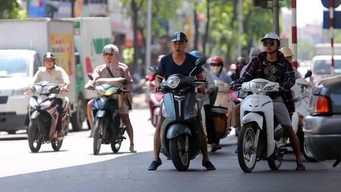 Thời tiết 6/9: Đông Bắc Bộ có nơi nắng nóng, mưa lớn ở Trung Bộ giảm nhanh