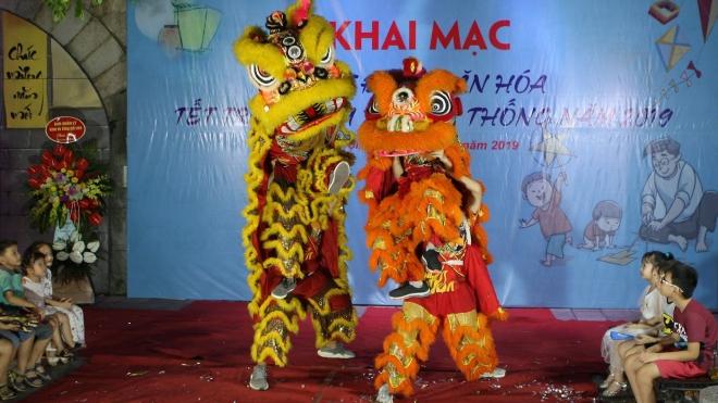 Hình ảnh Tết Trung Thu truyền thống phố cổ Hà Nội
