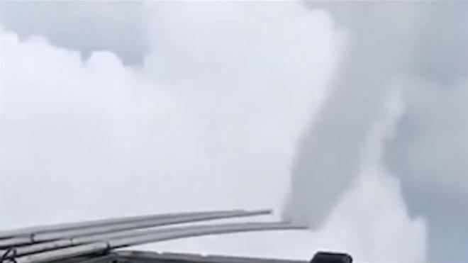 Malaysia 'gieo' mây giảm ô nhiễm không khí