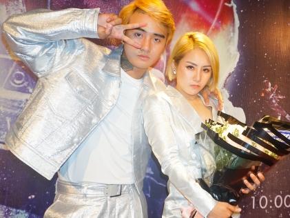 Đạt G và DuUyên làm MV về… vũ trụ