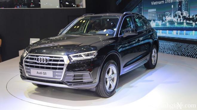 Audi triệu hồi xe Q5 tại Việt Nam