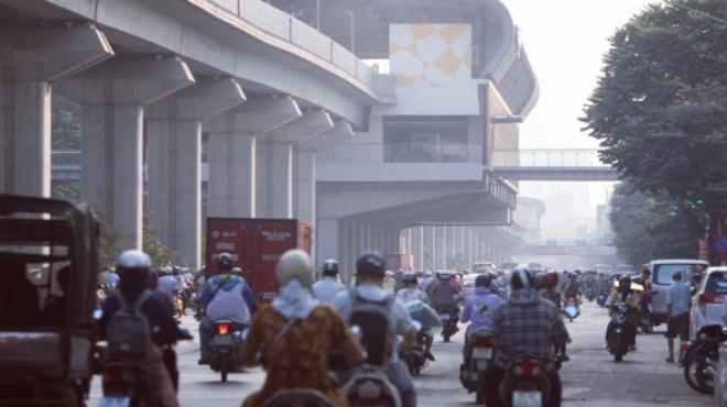 Hà Nội và TP Hồ Chí Minh tiếp tục lọt top 10 thành phố có chất lượng không khí xấu nhất thế giới