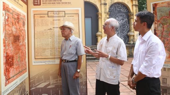 Kỷ niệm 65 năm Ngày Giải phóng Thủ đô: Dấu ấn địa giới hành chính Hà Nội qua tài liệu lưu trữ