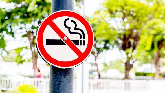Quyền… không bị hít khói thuốc lá!