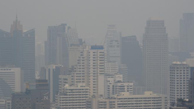 Không khí ở thủ đô Bangkok trở lại mức an toàn