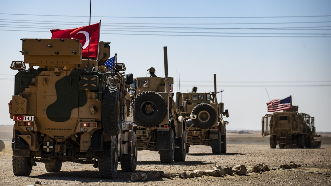 Thổ Nhĩ Kỳ cảnh báo ngừng hợp tác với Mỹ trong vấn đề 'vùng an toàn' ở Syria