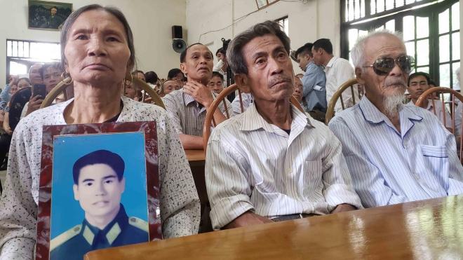 Công khai xin lỗi những người bị oan sai trong vụ án giết người 40 năm trước