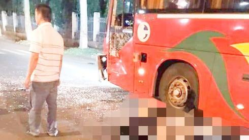 Đắk Lắk: Tai nạn giao thông nghiêm trọng khiến hai người thương vong
