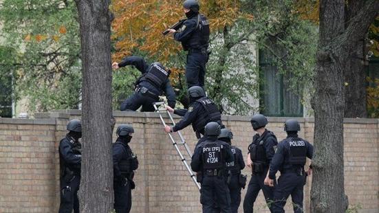 Vụ xả súng tại Đức đã được truyền trực tiếp trên mạng trực tuyến chuyên về game