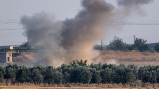 Thổ Nhĩ Kỳ tấn công người Kurd ở Syria: 8 dân thường thiệt mạng