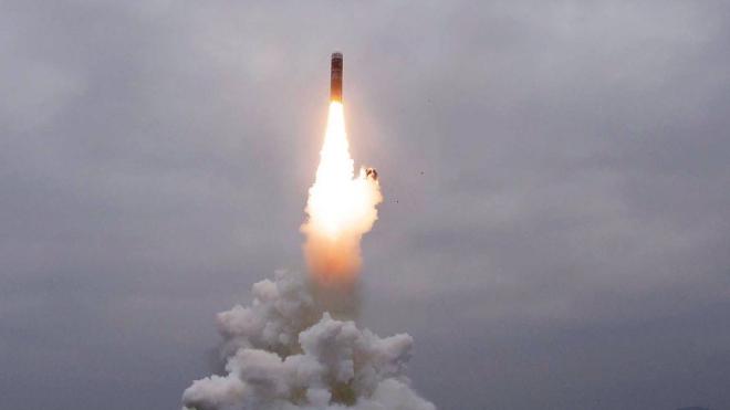 Triều Tiên chỉ trích tuyên bố của các nước châu Âu về vụ thử tên lửa mới của nước này