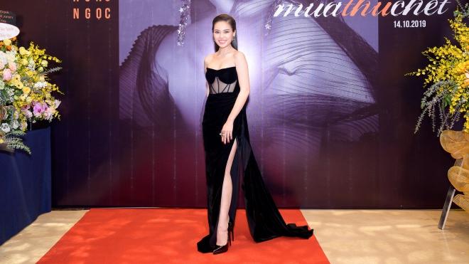 Quán quân X-Factor Giang Hồng Ngọc ra mắt album 'Mùa Thu chết'